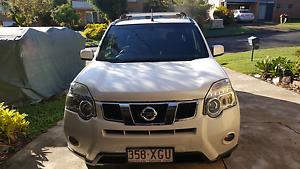 2010 Nissan X-Trail TS T31 MY10 6 Speed Man Diesel Everton Park Brisbane North West Preview