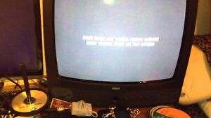 Looking for a free or cheap decent-sized old RCA TV