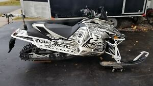 2013 Arctic Cat F1100 Turbo  in excellent condition