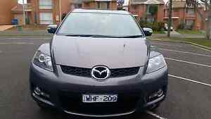 2008 mazda CX7 turbo Luxury with rego and roadworthy Dandenong Greater Dandenong Preview