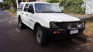 2000 Mitsubishi Triton Ute Flemington Melbourne City Preview