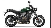 Rare - 2016 Yamaha XSR700 - Green - LAMS Approved Atwell Cockburn Area Preview