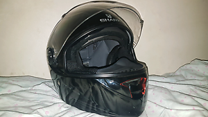 Shark Helmet With Scala Rider Q3 Bluetooth Liverpool Liverpool Area Preview