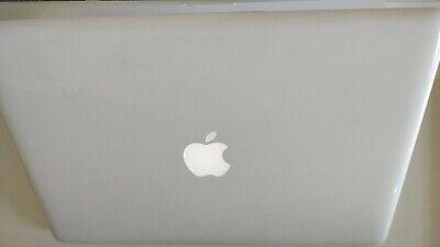 Apple MacBook 13.3in A1342 Core 2Duo 2.4GHz Laptop 5GB Ram 120GB SSD High Sierra