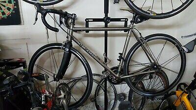 e2b39b659a9 SEVEN CYCLES AXIOM ARGEN DOUBLE BUTTED TITANIUM ROAD BIKE 2004