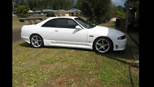 1997 R33 GT-S25T Type M White Rock Cairns City Preview