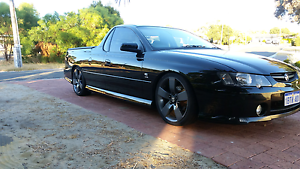 Supercharged vy storm ute Wanneroo Wanneroo Area Preview