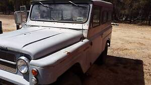 1976 Nissan Patrol Wagon Huntingdale Gosnells Area Preview