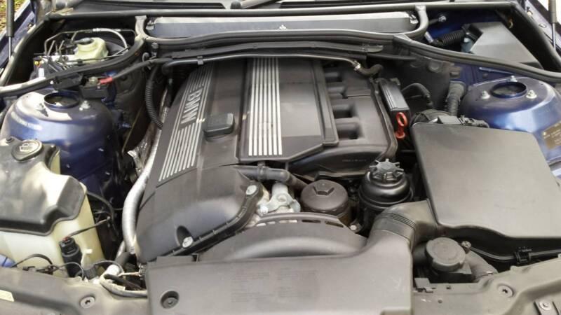 Bmw M54b30 Engine E46 330i