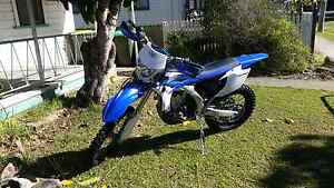 2012 wr450 Grafton Clarence Valley Preview