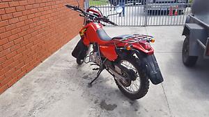 Honda CTX Bushlander 200 Cranbourne Casey Area Preview