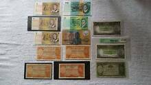 As Found, Deceased Estae Australian BankNote and Penny Collectio Cranbourne West Casey Area Preview