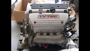 Honda Civic si part out - engine