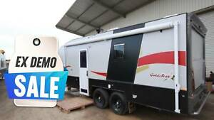 CLEARANCE STOCK Goldstar 22FT Single Beds(856) OFFERS ACCEPTED! Kangaroo Flat Bendigo City Preview
