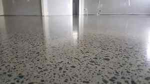 Polished concrete, grind and seal, epoxy & decorative coatings. Arundel Gold Coast City Preview