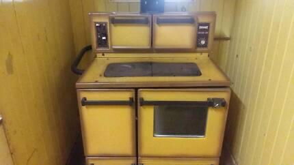 Everhot Delux 204 Wood Heater