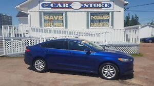 2013 Ford Fusion SE AUTOMATIC!! TOUCHSCREEN!! MP3/USB CAPABLE!!