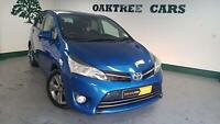 2014 Toyota Verso 1.6 D-4D Trend 5dr MPV Diesel Manual