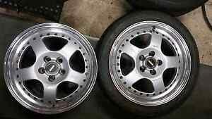 simmons wheels genuie16 inch Blacktown Blacktown Area Preview