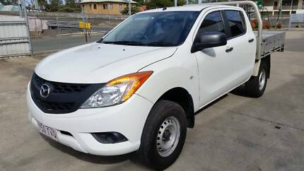 Mazda BT50 Ute Petrie Pine Rivers Area Preview