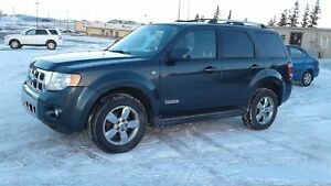 * 2008 FORD ESCAPE 4X4 LIMITED * FULLY INSPECTED *