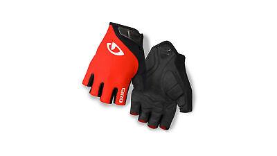 Giro Radhandschuhe Handschuh JAG rot atmungsaktiv elastisch schützend Unifarben