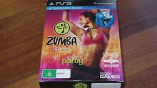 PS3 Zumba Fitness Bundle including Belt Point Cook Wyndham Area Preview