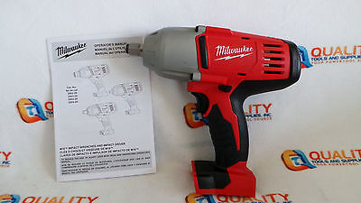 "Milwaukee 2663-20 18V 1/2"" High Torque Impact Wrench w/ Friction Ring Bare Tool"
