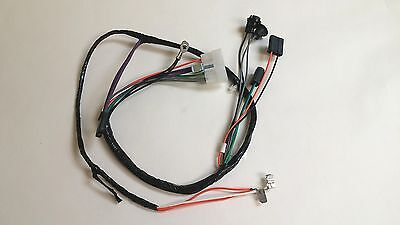 1965 Chevy Impala SS Console Wiring Harness Automatic Transmission AT SuperSport Chevy Impala Ss Console