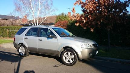 2007 Ford Territory Wagon with RWC Box Hill South Whitehorse Area Preview