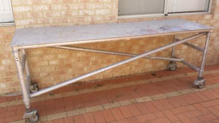 Scaffold Aluminum Mobile Platform /Work Bench