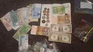 Wanted  old coins  or notes Austins Ferry Glenorchy Area Preview