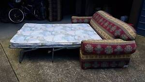 Solid sofa bed, very comfy, free! Coogee Eastern Suburbs Preview