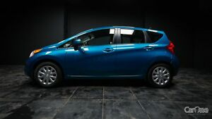 2014 Nissan Versa Note SV REAR FOLDING SEATS! CRUISE CONTROL!...