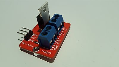 Top Mosfet Button Irf520 Mosfet Driver Module For Arduino Arm Raspberry Pi N53