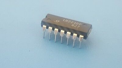 Lm224dp Ic Operational Amplifier Lm224n 14-pin Integrated Circuits 25 Pcs