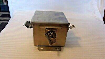 Hoffman A404nfss Jic Box 4x4x3 Junction Box