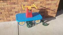 Play Works Steel Commercial Grade See Saw / Seesaw - Playground Banyo Brisbane North East Preview