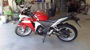 Motor cycle honda 250 Meadow Springs Mandurah Area Preview