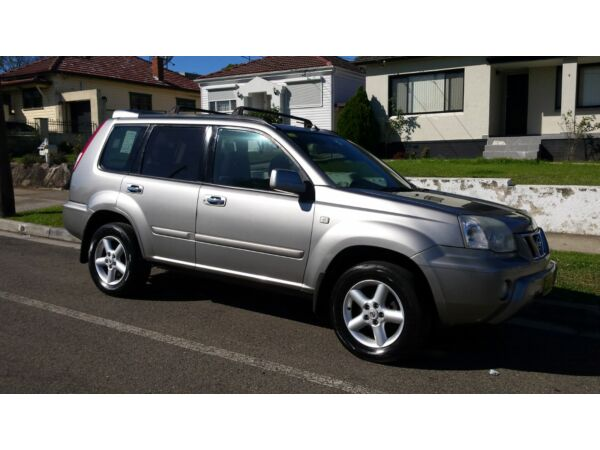 Wanted: Nissan X-trail 2001 SUV great deal