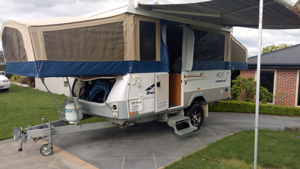 Jayco Outback Swan Youngtown Launceston Area Preview