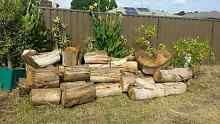 Fire wood/logs ready for pickup Mount Pritchard Fairfield Area Preview