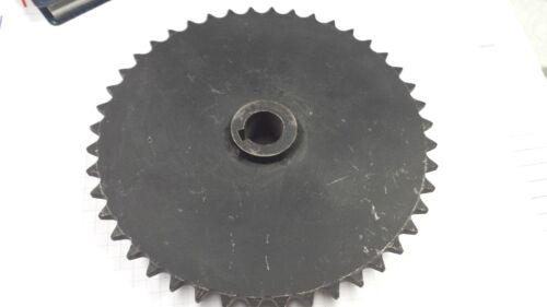06B44 x 15mm bore  Metric Sprocket 44 Teeth NEW