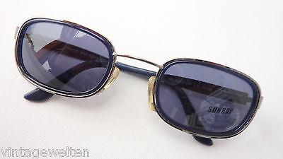 Police Marken-Sonnenbrille für Damen Herren ausgefallen kleine Gläser Grösse M