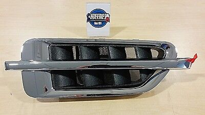 New OEM Passenger Side Fender Vent - 2007-2014 Cadillac Escalade (22761801)