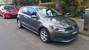 2010 Volkswagen Polo Hatchback Milsons Point North Sydney Area Preview
