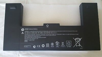 Lot of 6 HP ST09 Extended Life Notebook Laptop Battery