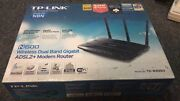 TP-LINK N600 Wireless Dual Band Gigabit ADSL 2+ Modem router Wolli Creek Rockdale Area Preview