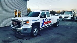 Towing GMC 3500 2015
