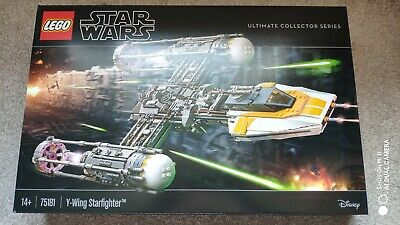Lego Star Wars UCS Y-Wing Starfighter (75181)